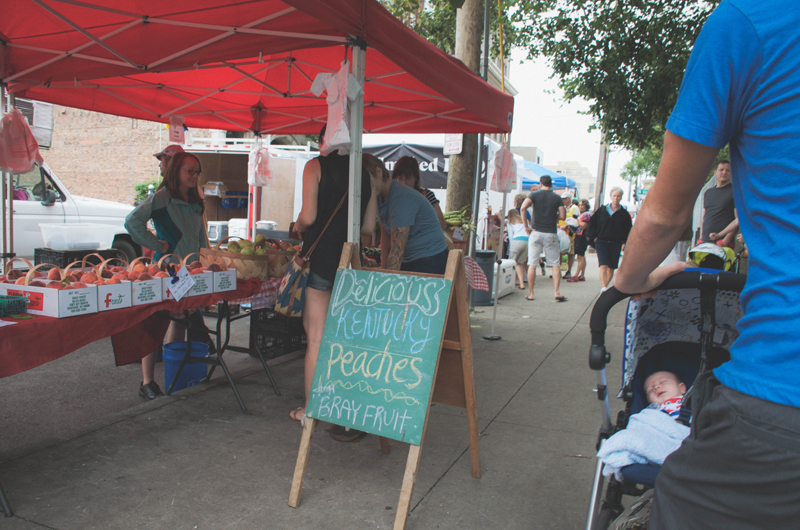Kentucky Favorites: The Farmers Market