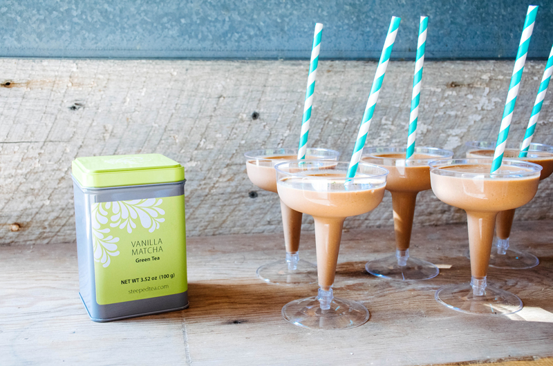 Springhouse Blogger Brunch: Funky Monkey Matcha Shake Recipe!