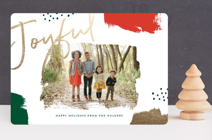Personalized Holiday Cards With Minted (Discount Code!)