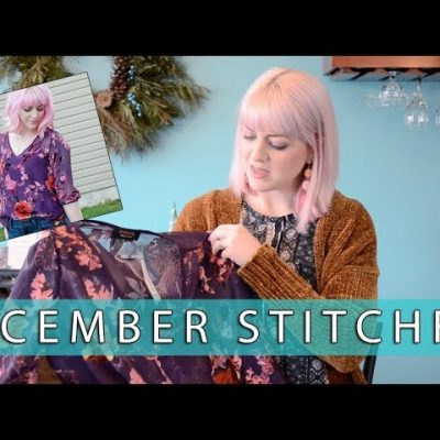 December 2017 Stitch Fix Unboxing & Try On