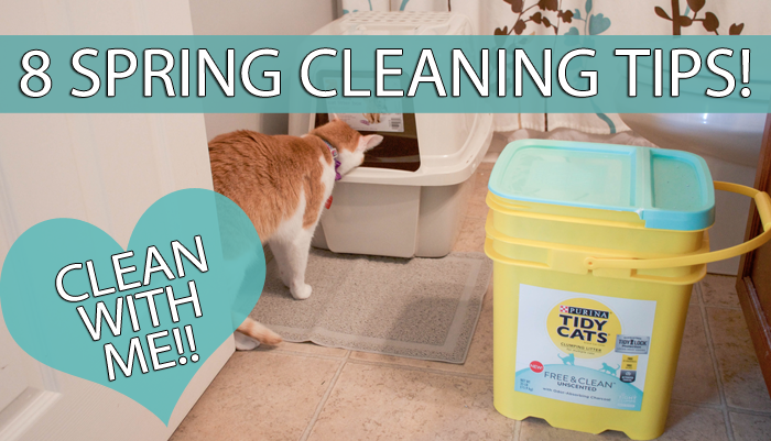 8 Ideas to Help You Make the Most of Your Spring Cleaning