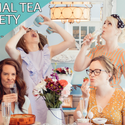 Seasonal Tea Society – Summer 2018
