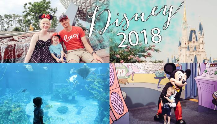 Disney World July 2018