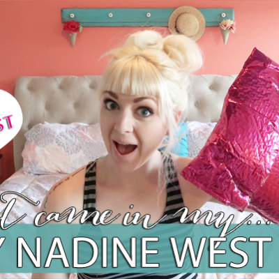 Nadine West Unboxing + Try On | July 2018
