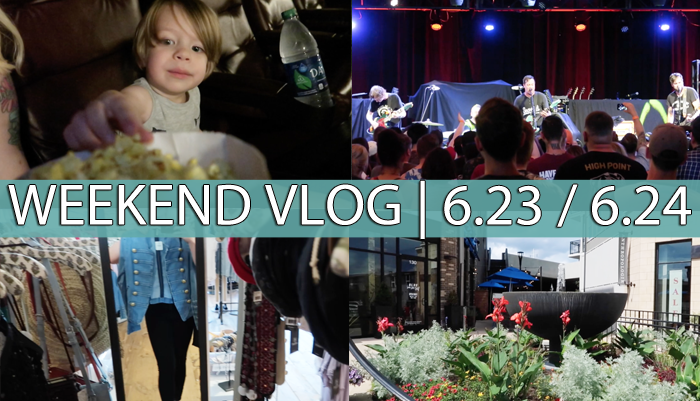 Weekend Vlog | 6/23 – 6/24 | Incredibles 2, The Summit At Fritz Farm, & BreakFEST!
