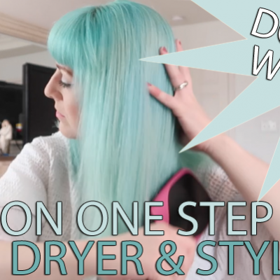 Revlon One Step Hair Dryer & Styler – Does It Work?!