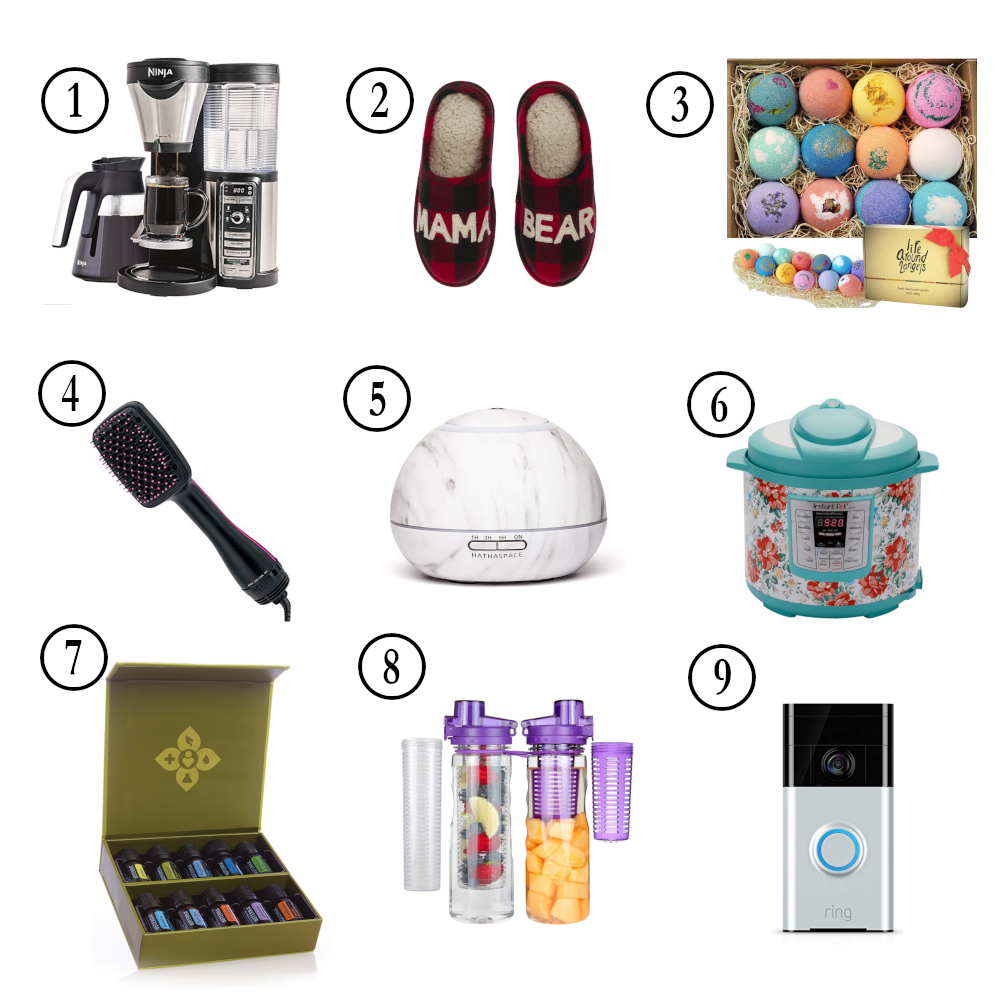 Christmas Gift Guide for Busy Mom