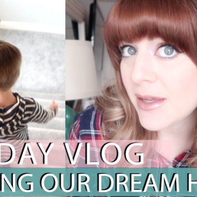 All Day Vlog: Touring Our Dream House