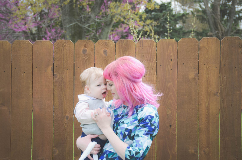 What We Wore: Easter Sunday