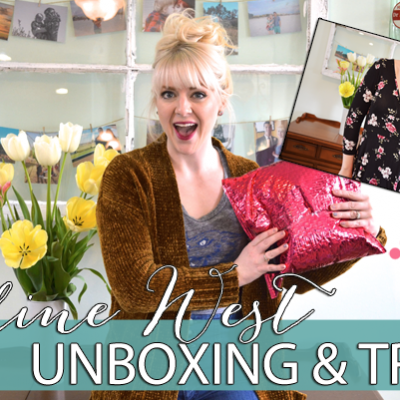 Nadine West Unboxing & Try On | April 2018