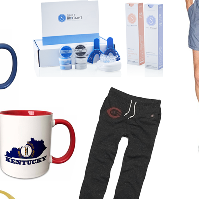 A Father's Day Gift Guide That Will Make Him Smile!