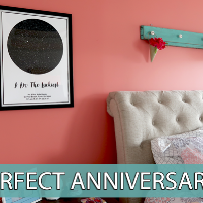 The Perfect Anniversary Present!