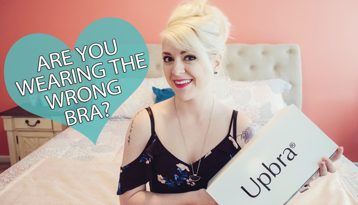 The Upbra – A Review and Try On – Before and After!