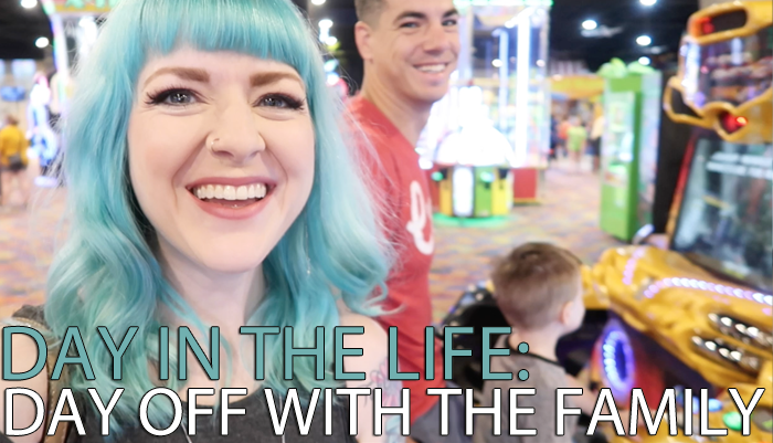 A Day In The Life: Taking Time Off With The Family