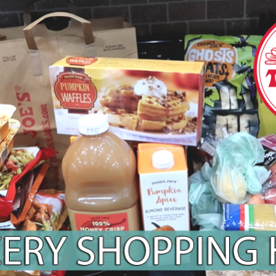 Trader Joe's Grocery Shopping Haul | Fall 2018