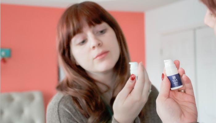 Loving My Skin With Silk Therapeutics