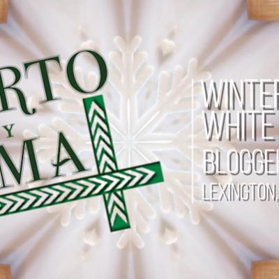 Corto Lima Winter White Blogger Brunch