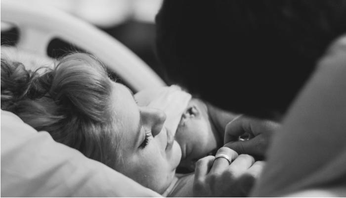 Landon's Birth - 5/14/2015