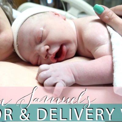 A Birth Vlog | Labor & Delivery of Cohen Samuel